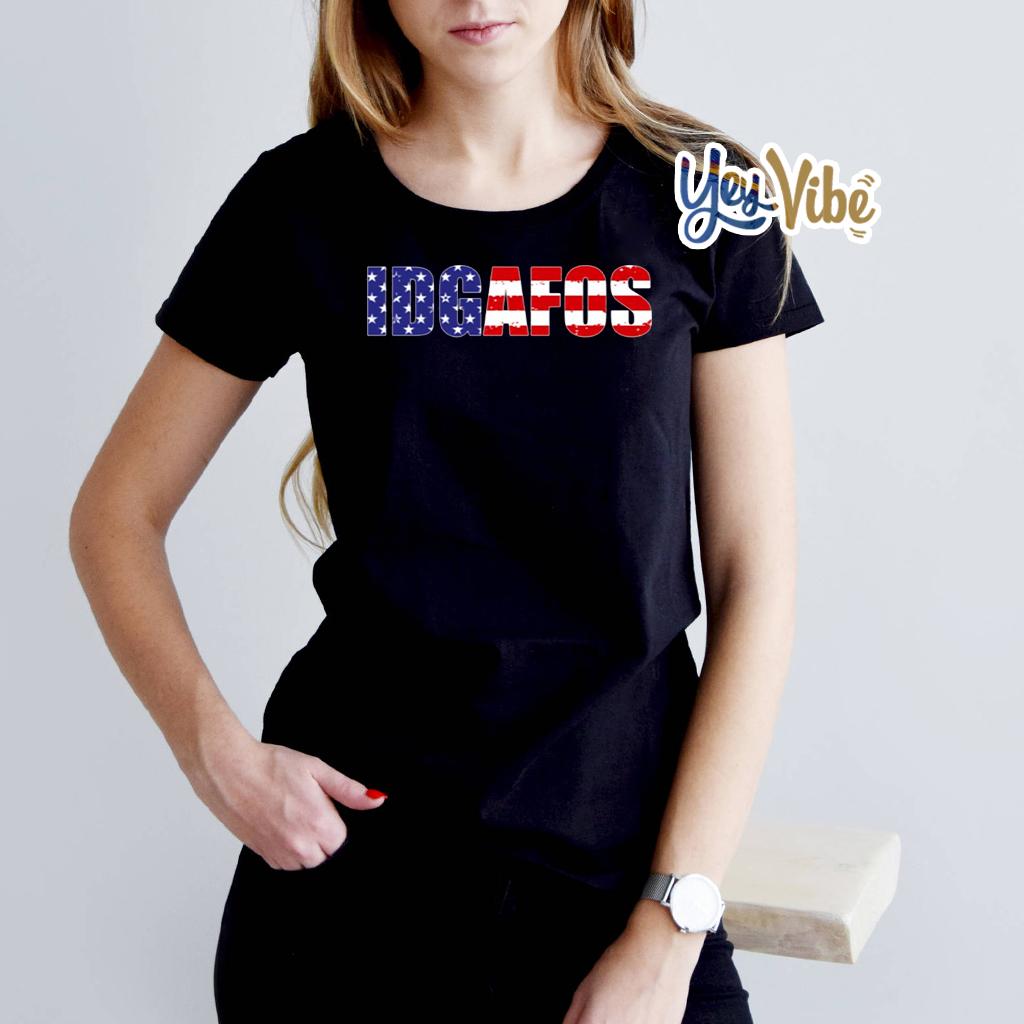IDGAFOS Tee Shirt