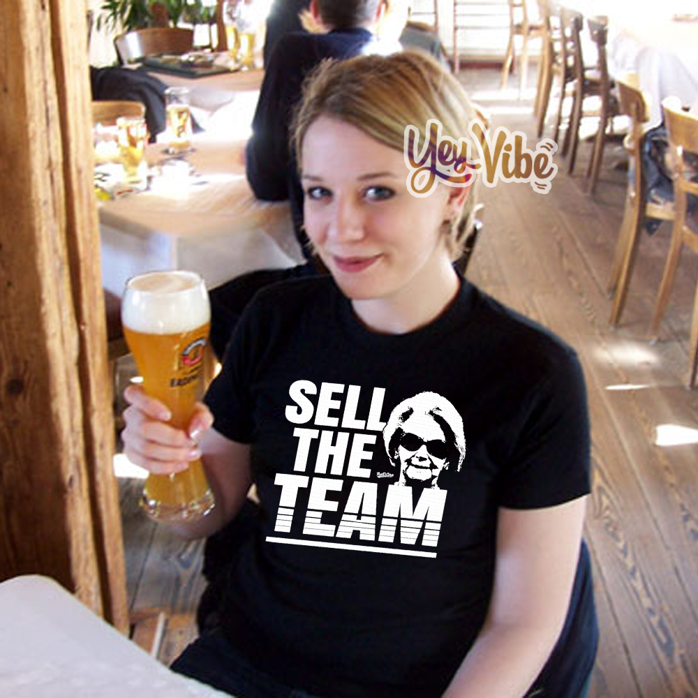 Sell The Team T Shirts Martha Ford