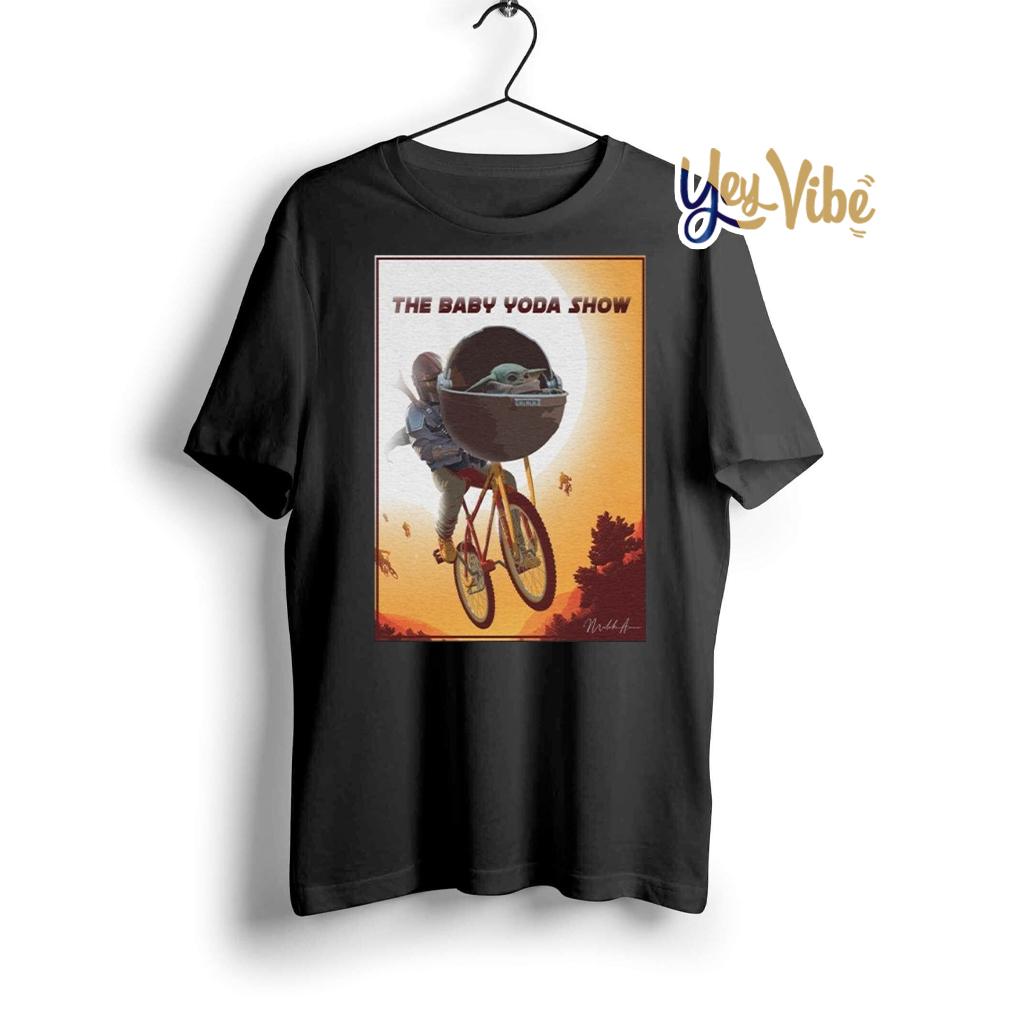 The Baby Yoda Show Shirts