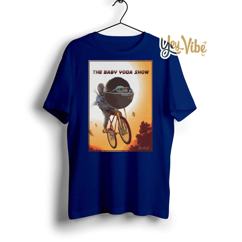 The Baby Yoda Show T Shirt