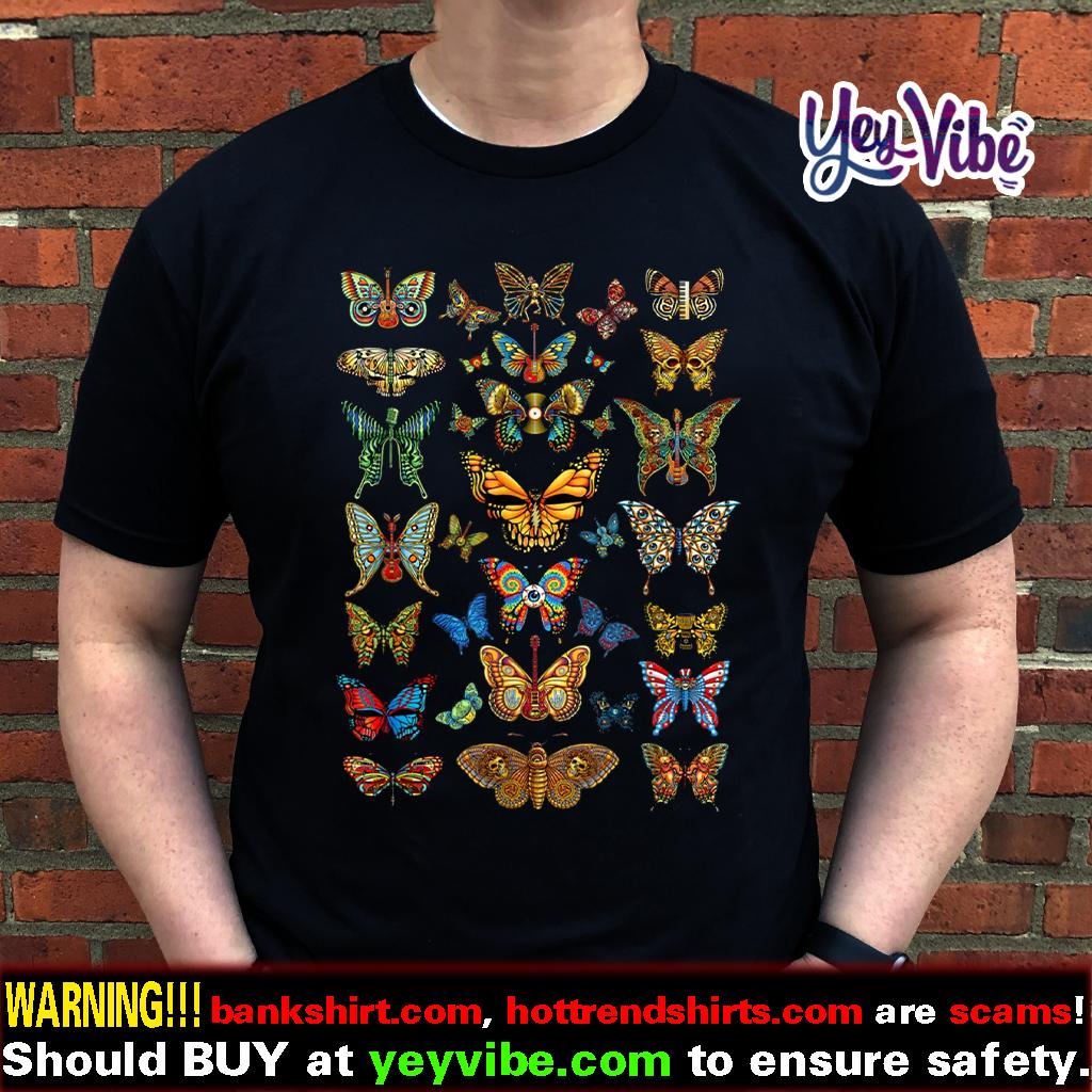 Dead Butterflies Tee-Shirts