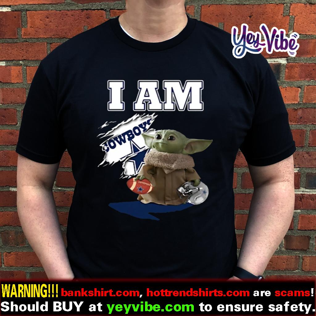 I Am Yoda I Am Cowboy T Shirts