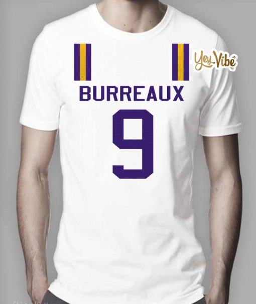LSU Joe Burreaux Shirts