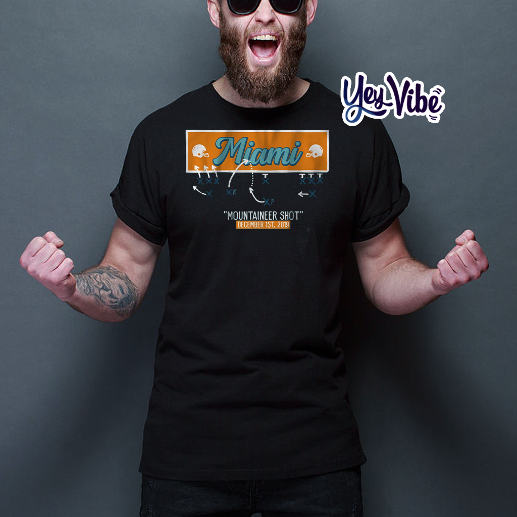 Miami Mountaineer Shot Shirts