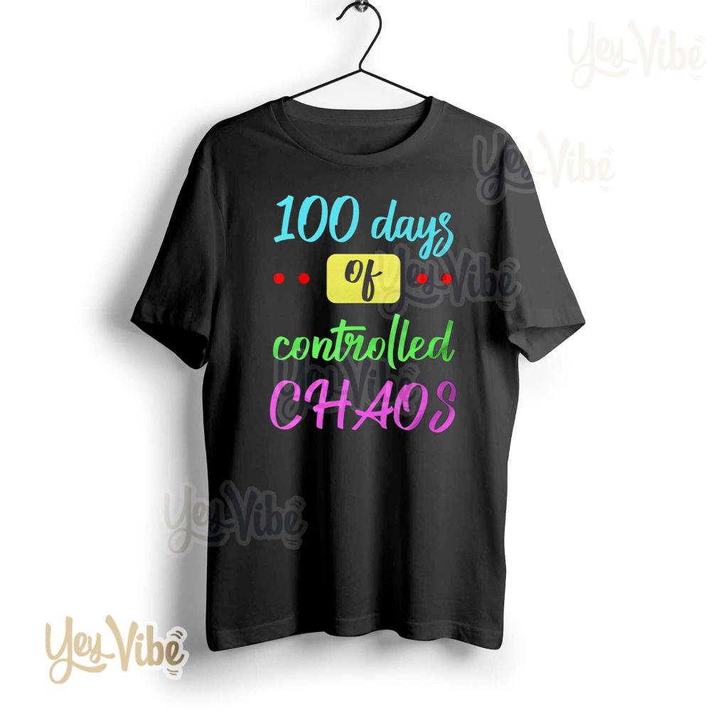 100Th Day Of School Design For Kindergarten shirts