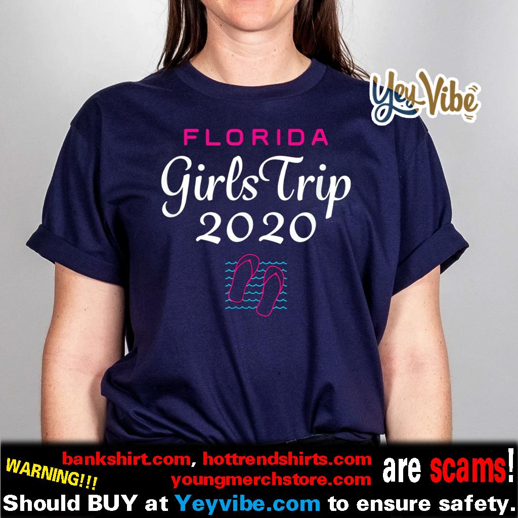 2020 Girls Florida Weekend Trip Womens Gift T-Shirts