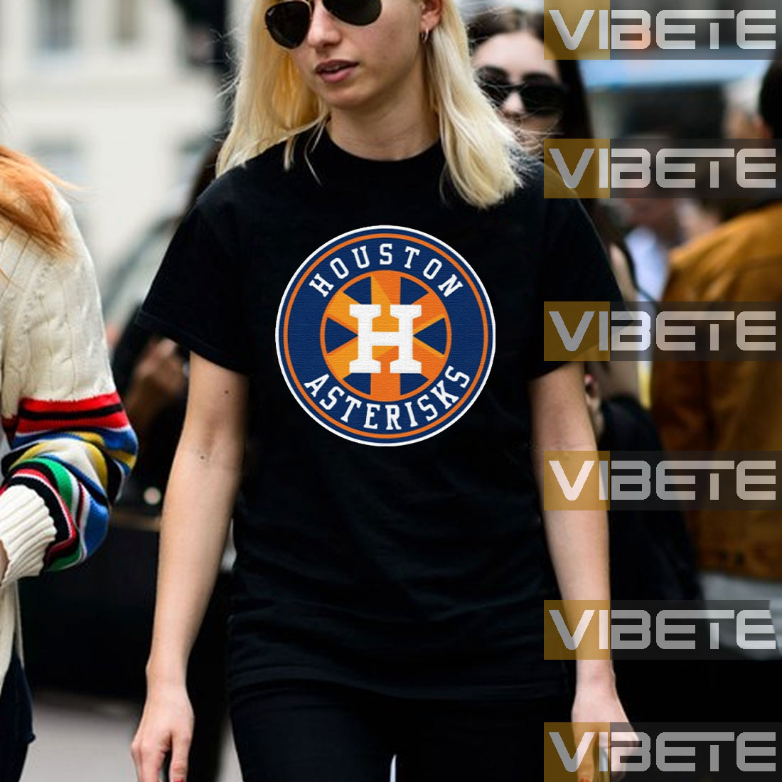 houston asterisks shirt