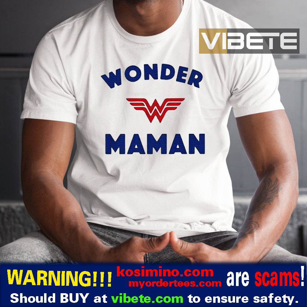Wonder Woman Maman shirt