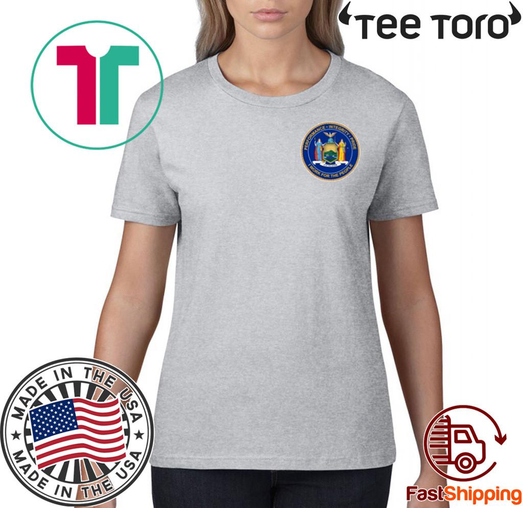 #AndrewCuomo - Andrew Cuomo T-Shirt