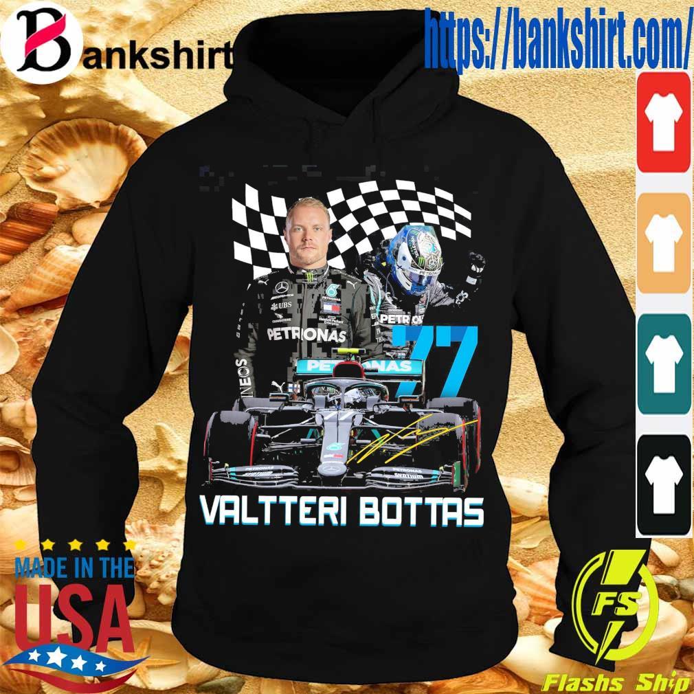 Petronas Syntium 77 Valtteri Bottas s Hoodie