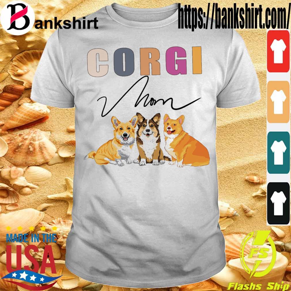 Corgi Mom 2020 shirt