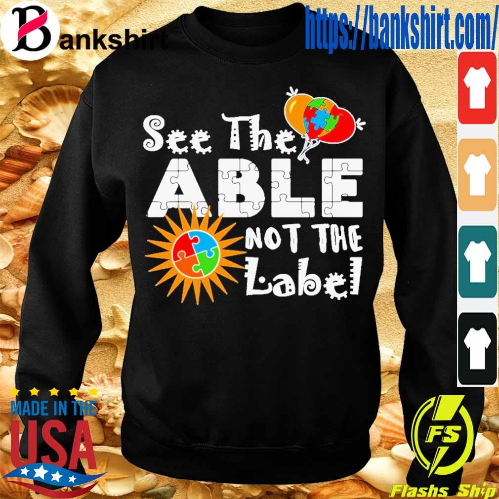 See the able label s Sweatshirt