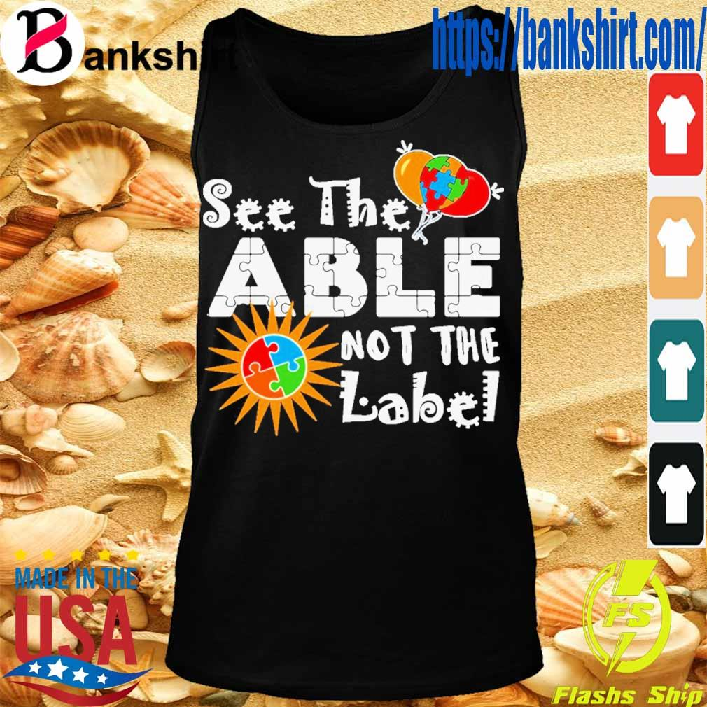 See the able label s TankTop