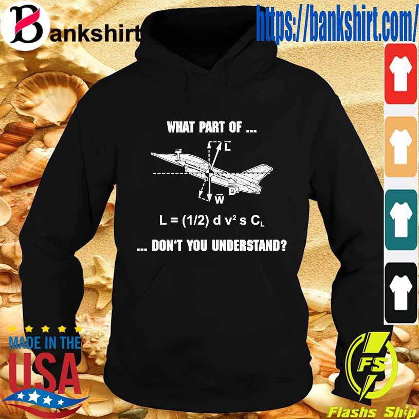 What part of don't You understand s Hoodie